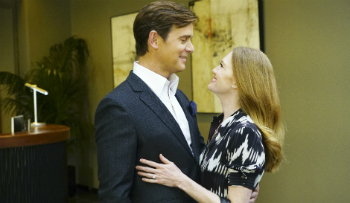 Peter Krause and Mireille Enos star in The Catch