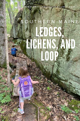 Southern maine trail for kids