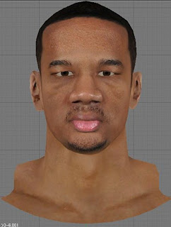 NBA 2K13 Avery Bradley Cyberface Patch