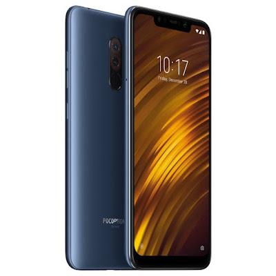 Android 10 no Xiaomi Pocophone F1