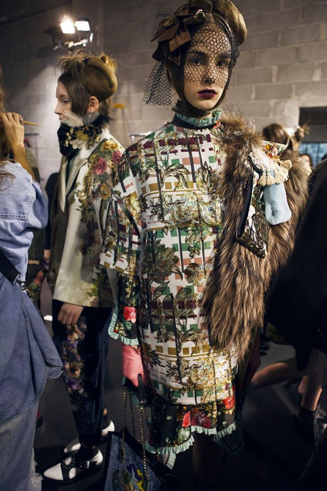 Antonio Marras Fall Winter 2016-2017 Milan Fashion Week