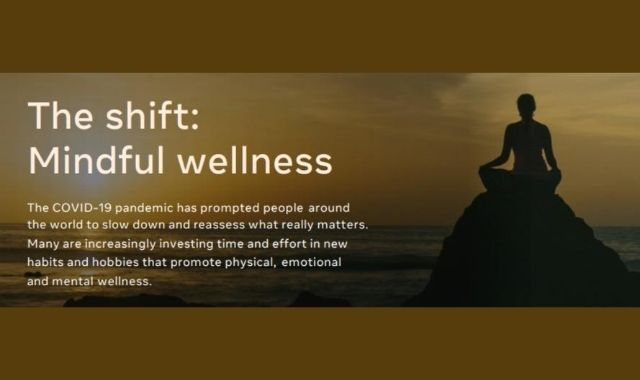 Mindful Wellness Trends: A Research by Facebook