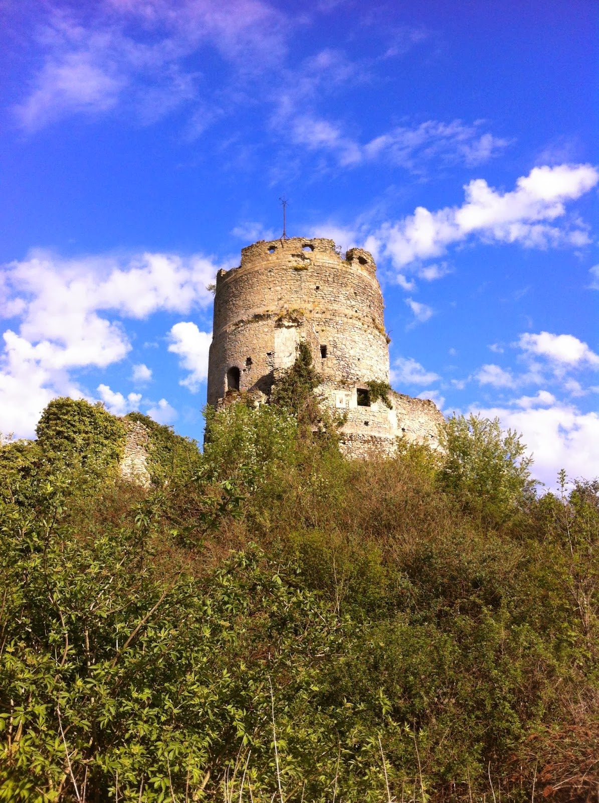 villon poete moyen age chateau