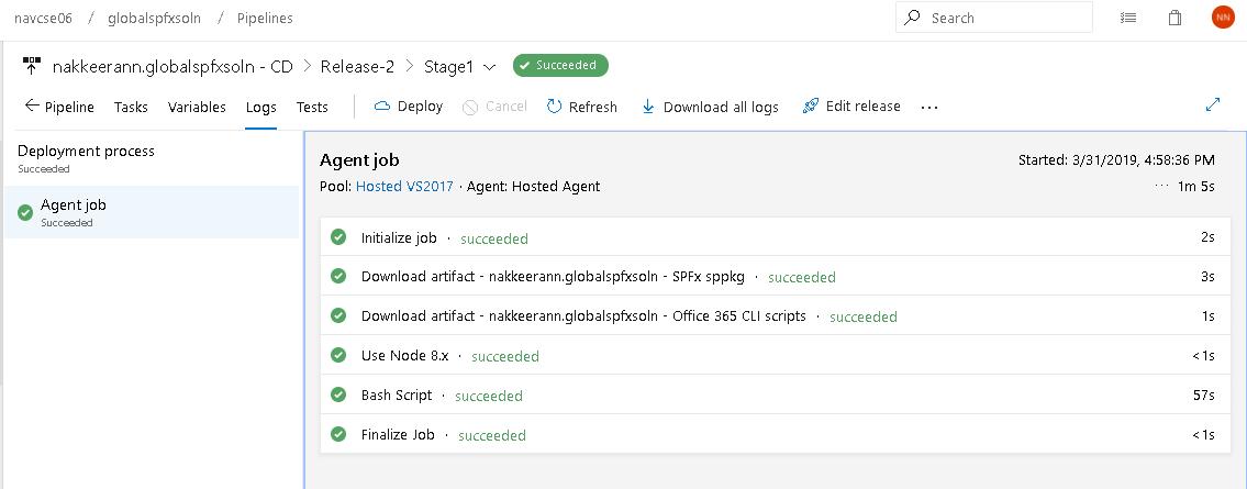 Technology Space with Nakkeeran: Using Azure Devops & Github