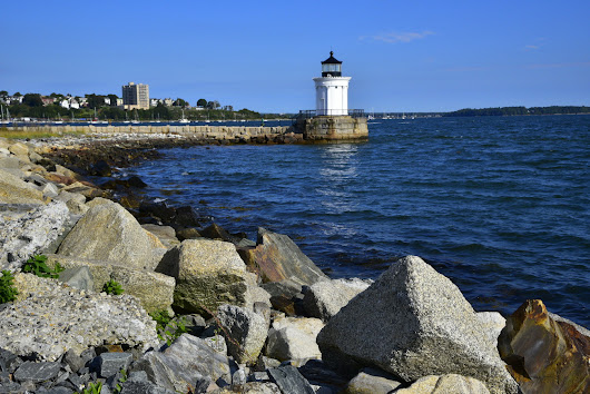 Portland and Three Lighthouses