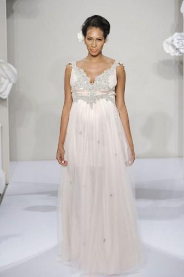 f055e1794be98 Vestiti da cerimonia per le donne incinte – Modelli alla moda di ...