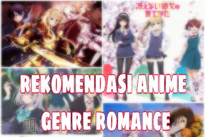#20 Rekomendasi Anime genre Romance part 1