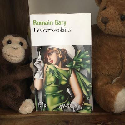 Les cerfs-volants - Romain Gary