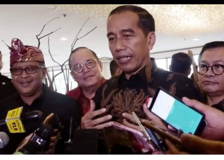 Harga Tiket Pesawat Meroket, Respons Jokowi Ditertawakan Hadirin