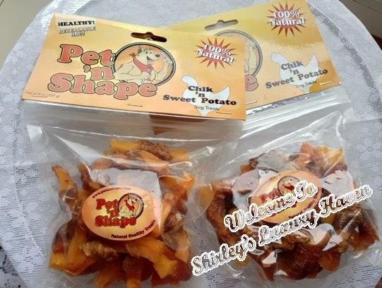 vitacost pet-n-shape dog treat