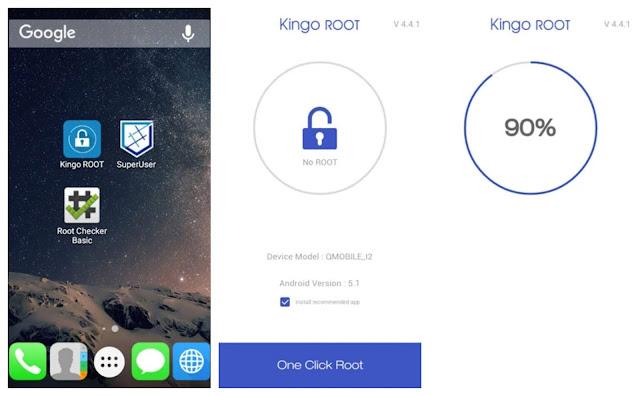 2. KingoRoot لعمل روت بدون حاسوب