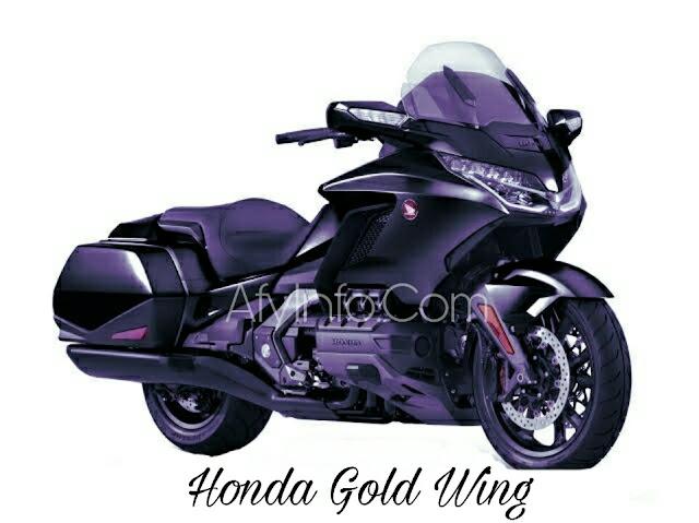 Gambar Honda Gold Wing
