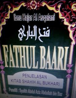 Download Kitab Fathul Baari Kitab Hadis Sahih Bukhari PDF