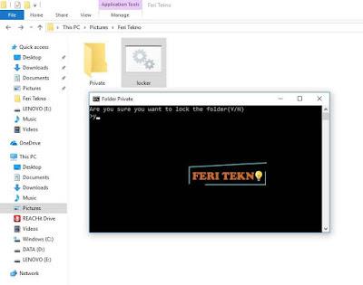 menyembunyikan file di windows 7 8 dan 10 8