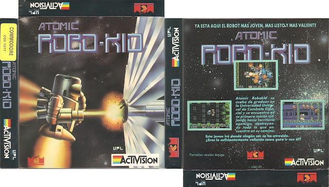 Atomic Robo-Kid