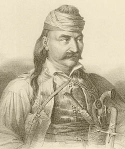 «Μιαν φοράν όπου επήραμεν το Ναύπλιον ήρθε ο Άμιλτον να με ιδή και μου  είπεν ότι πρέπει οι Έλληνες να ζητήσουν συμβιβασμόν και η Αγγλία να  μεσολαβήσει. f9e3408ebe0
