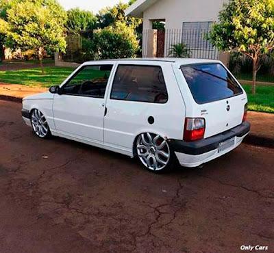 Fiat Uno Rebaixado a venda