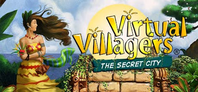 Virtual Villagers 3 : The Secret City Full Version