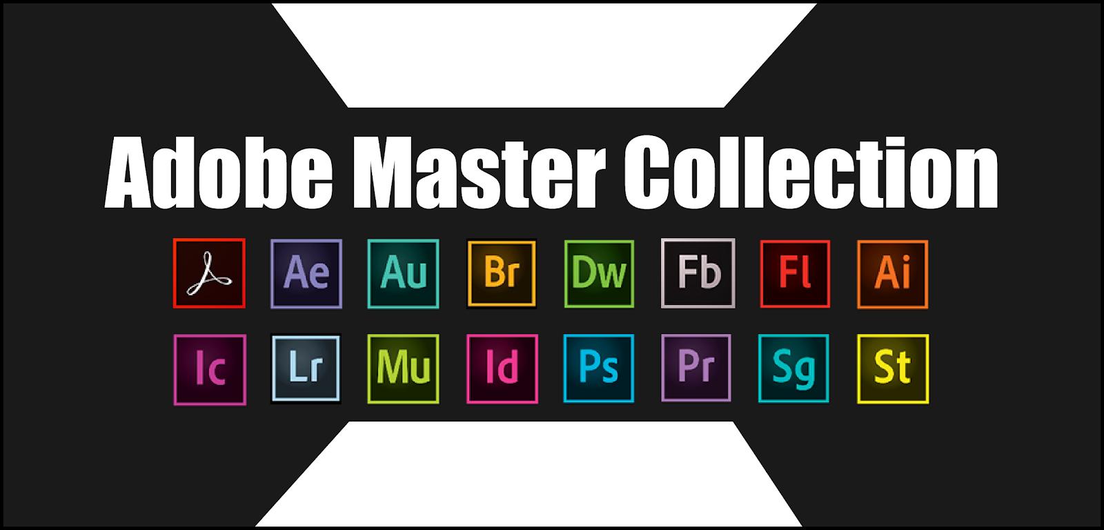 Adobe Master Collection CC 2020 Full Español