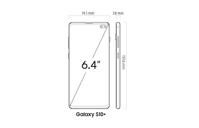 Samsung Galaxy S10+ User Manual PDF Download
