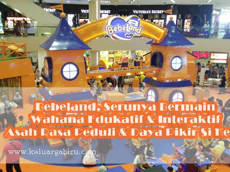 Bebeland by Bebelac Hadir di Tunjungan Plaza Surabaya
