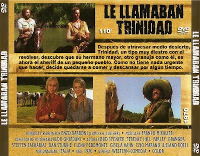 Le llamaban Trinidad - [1970]