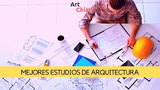 Estudios arquitectura