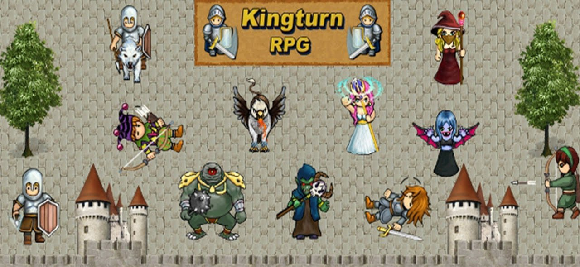 Kingturn Game RPG Android Terbaik Gratis