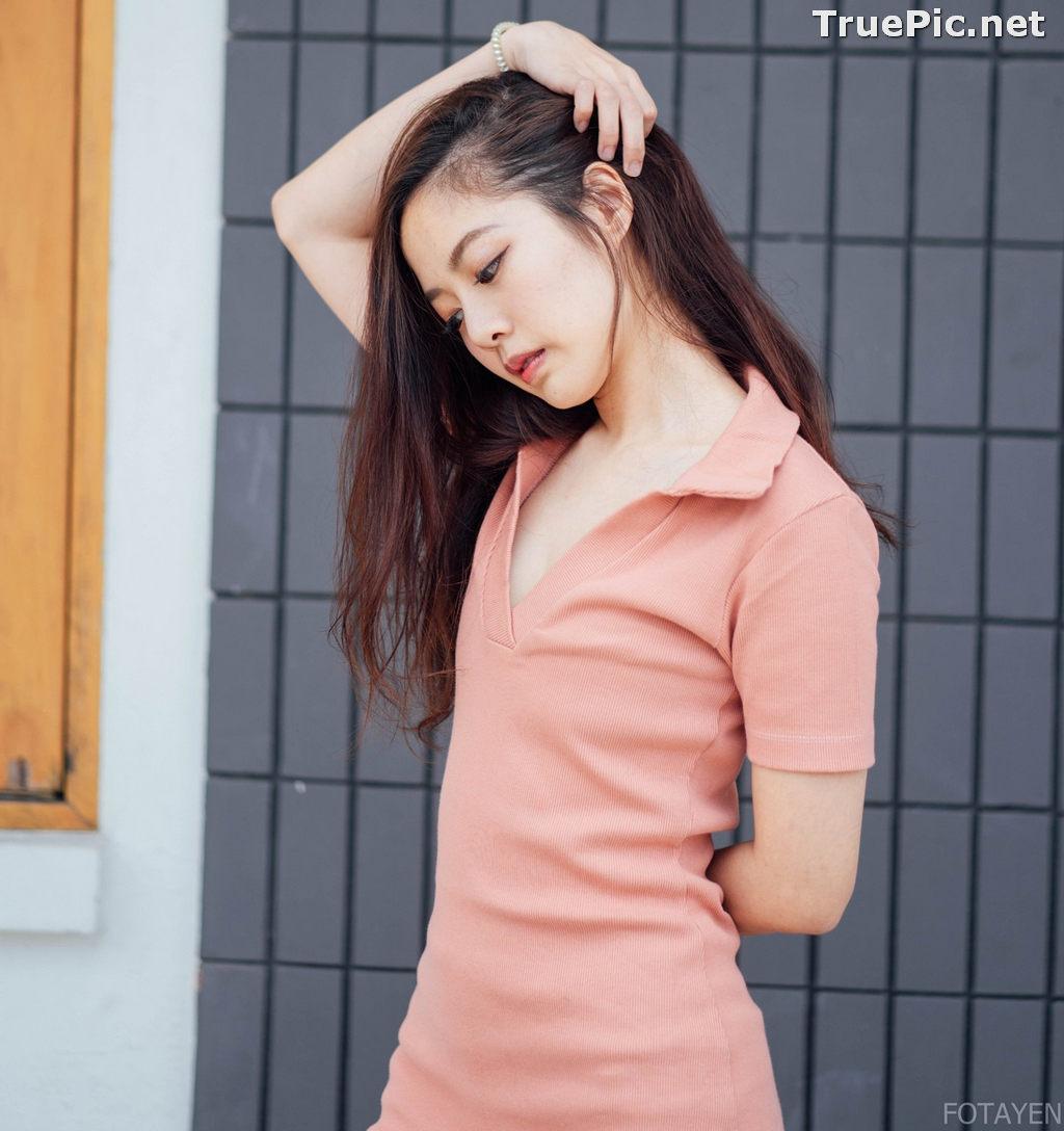 Image Thailand Model - Chanitar Sophawatanon - Pink Lady - TruePic.net - Picture-8