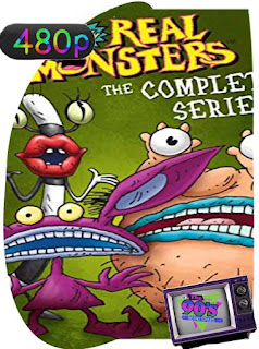 Aaahh!!! Real monsters Temporada 1-2-3-4 [480p] Latino [GoogleDrive] SilvestreHD