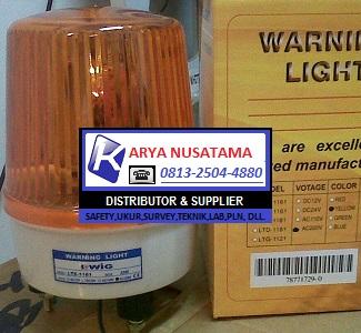 Jual Lampu Rotary Putar LTE 1161 Kuning di Madiun