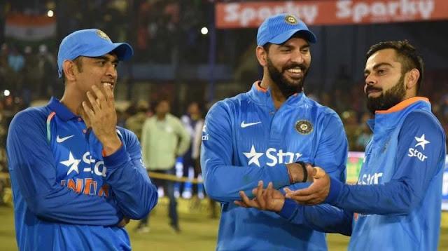 मैच जिताकर सबसे ज्यादा बार नाबाद लौटने वाले 5 बल्लेबाज़, NO.1 है बेस्ट फिनिशर