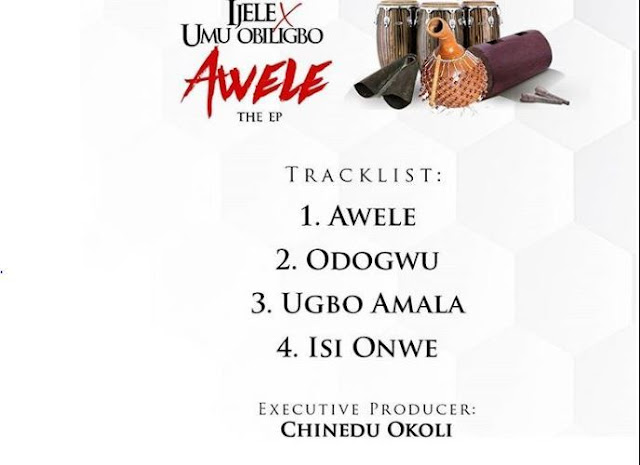 Flavour Ft. Obiligbo - Awele The EP