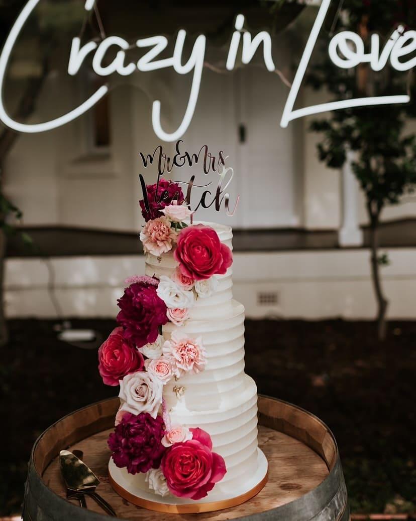 sandie bertrand photography weddings cake