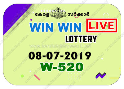KeralaLotteryResult.net, kerala lottery kl result, yesterday lottery results, lotteries results, keralalotteries, kerala lottery, keralalotteryresult, kerala lottery result, kerala lottery result live, kerala lottery today, kerala lottery result today, kerala lottery results today, today kerala lottery result, Win Win lottery results, kerala lottery result today Win Win, Win Win lottery result, kerala lottery result Win Win today, kerala lottery Win Win today result, Win Win kerala lottery result, live Win Win lottery W-520, kerala lottery result 08.07.2019 Win Win W 520 08 JULY 2019 result, 08 07 2019, kerala lottery result 08-07-2019, Win Win lottery W 520 results 08-07-2019, 08/07/2019 kerala lottery today result Win Win, 08/7/2019 Win Win lottery W-520, Win Win 08.07.2019, 08.07.2019 lottery results, kerala lottery result JULY 08 2019, kerala lottery results 08th JULY 2019, 08.07.2019 week W-520 lottery result, 8.7.2019 Win Win W-520 Lottery Result, 08-07-2019 kerala lottery results, 08-07-2019 kerala state lottery result, 08-07-2019 W-520, Kerala Win Win Lottery Result 8/7/2019