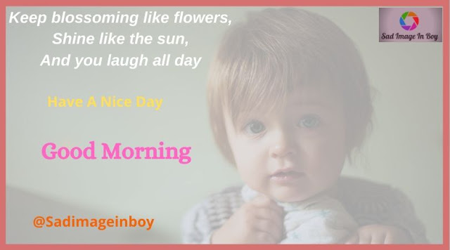 Beautiful Good Morning Baby | good morning baby images, cute baby images