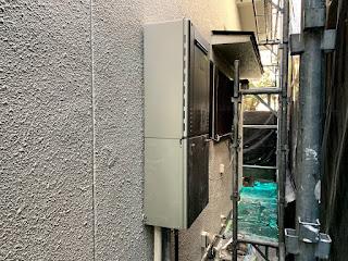 都市ガス:給湯器の取替