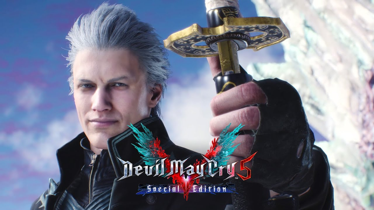 Devil May Cry 5 Special Edition release trailer