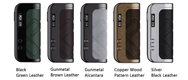 Introduction of Augvape Foxy One Mod
