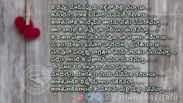 Beauty quotes Telugu pictures