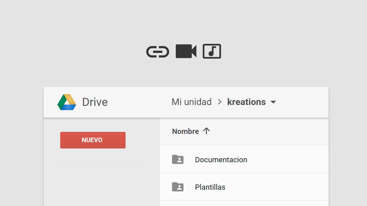 Como crear enlaces de descarga directa en Google Drive