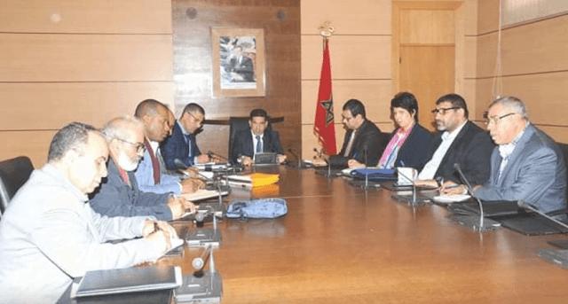 مخرجات الاجتماع بين النقابات و وزير التربية
