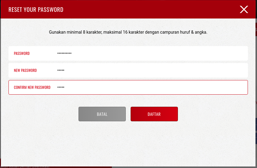 Cara Mengganti Password Akun Point Blank Zepetto Manglada Tech
