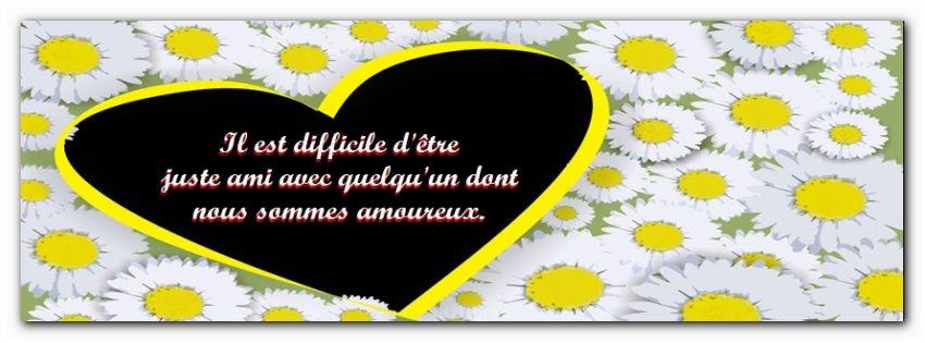 Belle Citation D'Amour Perdu