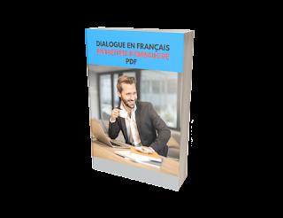 Dialogue en français entretien d'embauche PDF