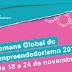 Municípios da região de Curvelo recebem Semana Global do Empreendedorismo