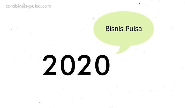 Bisnis Konter Pulsa  apakah masih menguntungkan