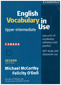 Cambridge English Vocabulary In Use Upper-Intermediate 2Nd Edition - Micheal McCarthy