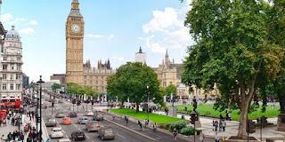 Pesona Kota London - Inggris