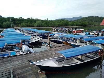 Jeti Tanjung Rhu, Langkawi
